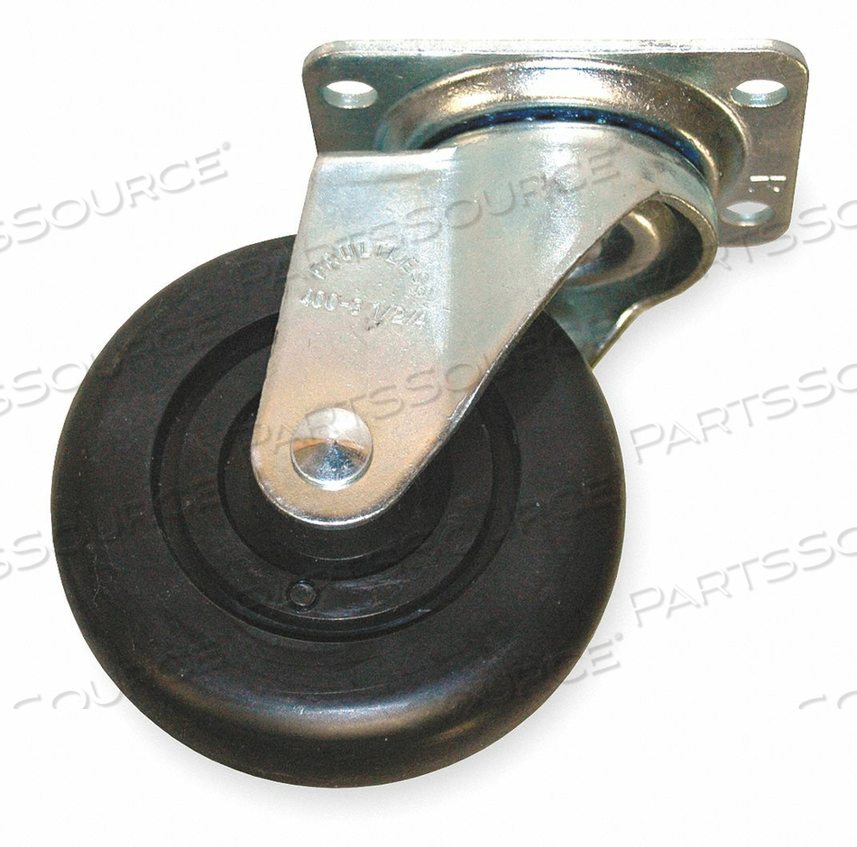SWIVEL CASTER FOR USE WITH 4708 4712 by Rubbermaid Medical Division