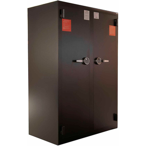 RETAIL INVENTORY CONTROL SAFE 48 X 27 X 72 ELECTRONIC LOCK 38.67 CU. FT. BLACK by Fire King