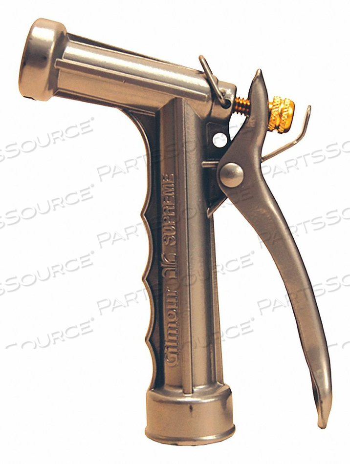PISTOL GRIP WATER NOZZLE by Dixon Valve and Coupling