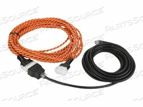 NETBOTZ LEAK ROPE SENSOR - LEAK SENSOR - ORANGE - 20 FT by APC / American Power Conversion