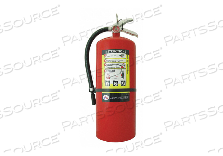FIRE EXTINGUISHER DRY CHEMICAL 18 LB ABC by Badger