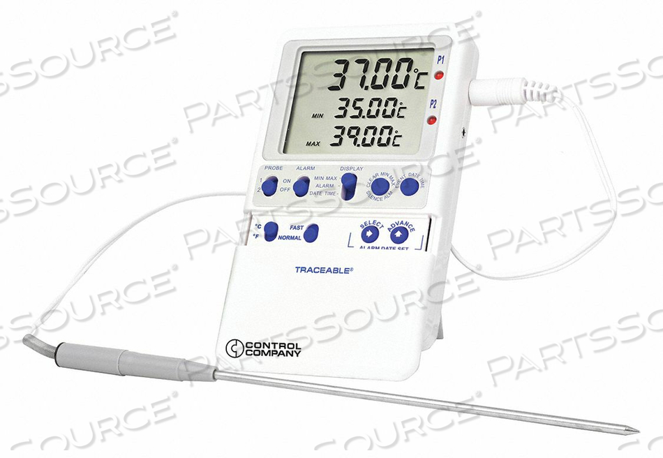 THERMOMETER LCD 35 TO 39C by Traceable