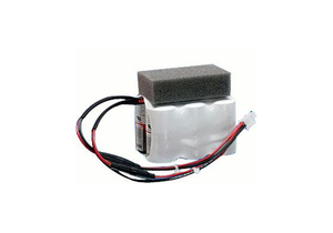 RECHARGEABLE BATTERY PACK, SEALED LEAD ACID, 12V, 2.5 AH, WIRE LEADS by Drive/DeVilbiss Healthcare, Inc