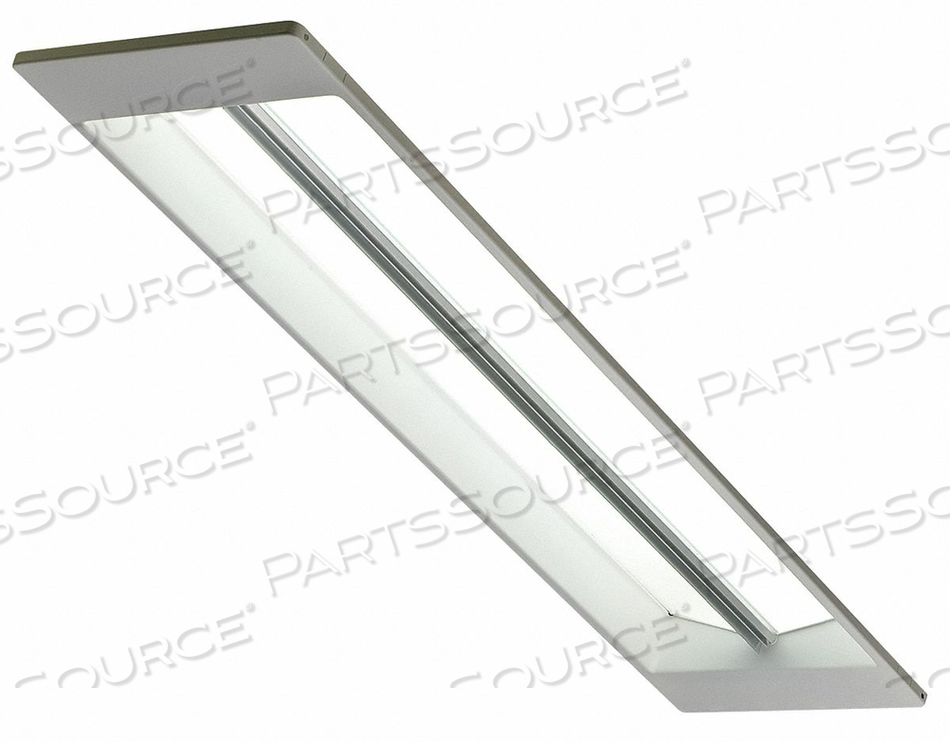 LED RECESSED TROFFER 3500K 36W 120-277V by Cree
