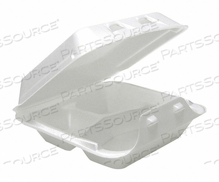 CARRY-OUT FOOD CONTAINER 7-1/2 W PK150 by Pactiv