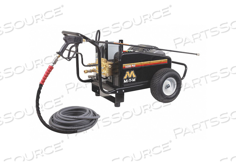 PRESSURE WASHER 5000 PSI 431 LB. 15 HP by Mi-T-M