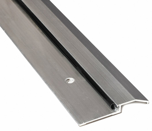 DOOR THRESHOLD ALUMINUM 48IN L 3-3/4IN W by National Guard Products