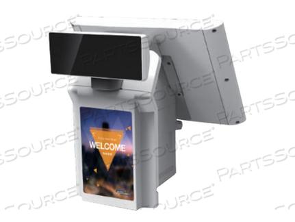 ADVANTECH UPOS-300P-V10WE - CUSTOMER DISPLAY - WHITE