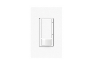 DIMMING OCC/VAC SNSR WALL WHITE by Lutron