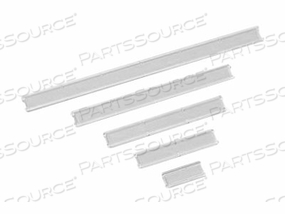 PANDUIT ULTIMATE ID - LABEL COVER - CLEAR (QTY PER PACK: 10)