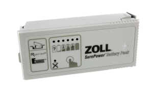 BATTERY RECHARGEABLE, LITHIUM ION, 10.8V, 5.8 AH by ZOLL Medical Corporation