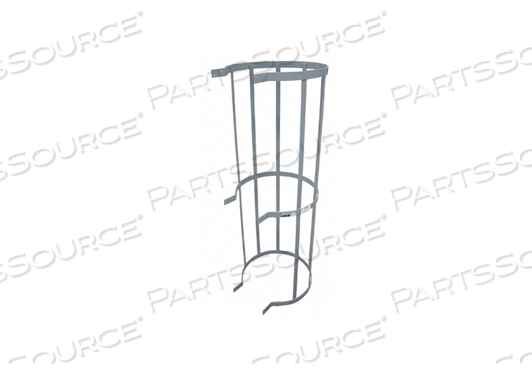 SAFETY CAGE GRAY POWDER COAT STEEL by Cotterman