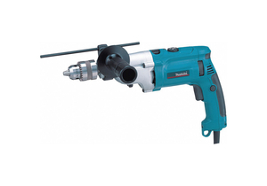 HAMMER DRILL KIT 1/2 8.2A LED 58 000BPM by Makita