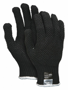 CUT-RESISTANT GLOVES M GLOVE SIZE PK12 by MCR Safety