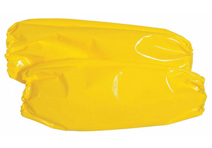SLEEVES 18 IN L YELLOW PK150 by Polyco