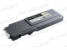DELL - BLACK - ORIGINAL - TONER CARTRIDGE - FOR COLOR LASER PRINTER C3760DN, C3760N, C3765DNF by Dell Computer