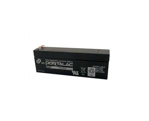BATTERY, SEALED LEAD ACID, 12V, 2.6 AH, FASTON (F1) by R&D Batteries, Inc.
