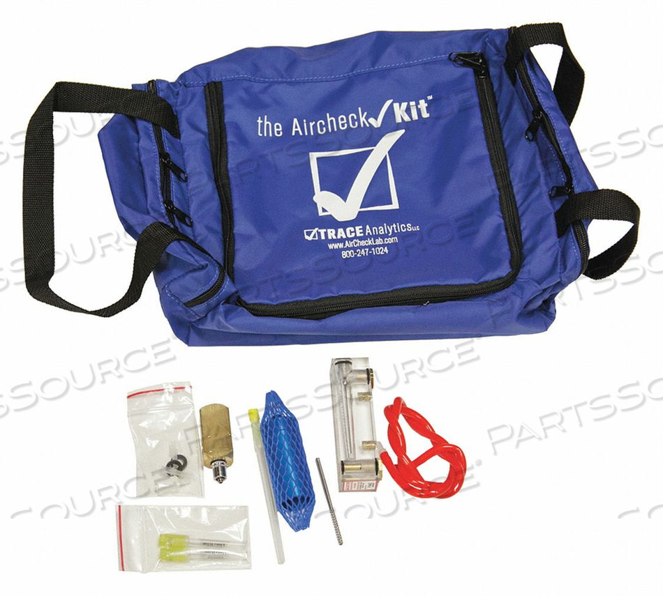 AIR QUALITY TESTING KIT MAX.5000 PSI by Air Systems International