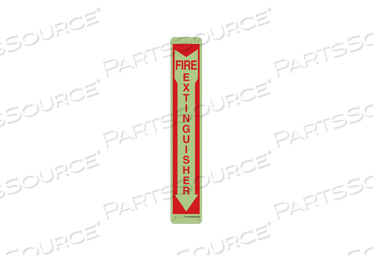 SAFETY SIGN 4 W 24 H 0.070 THICKNESS by Condor
