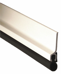 DOUBLE DOOR WEATHERSTRIP SILICONE 3 FT L by Pemko