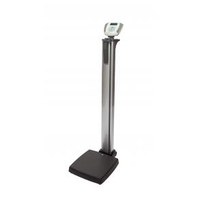 DIGITAL EYE LEVEL HEIGHT ROD AND AUTO BMI EMR/EHR COMPLIANCE, 600 LB X 0.2 LB by Health o meter Professional Scales