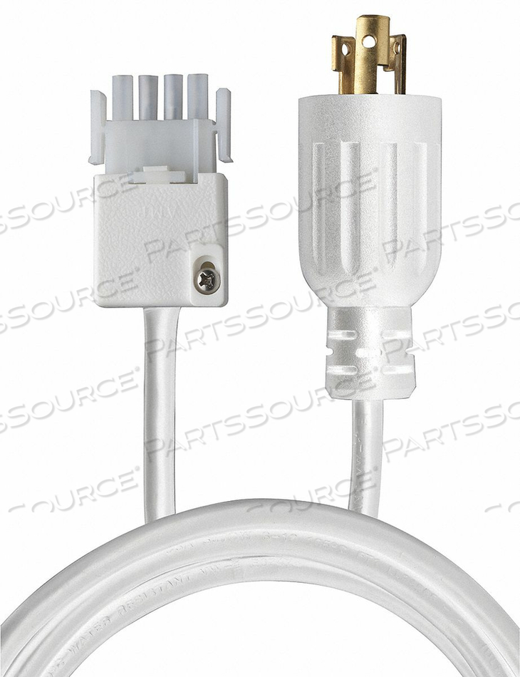 POWER CORD F/IBZ WITH MODULAR RECEPTACLE by Lithonia Lighting