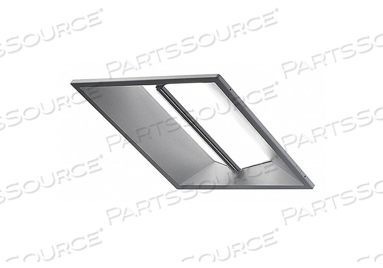 LED RECESSED TROFFER 3500K 35W 120-277V by Cree