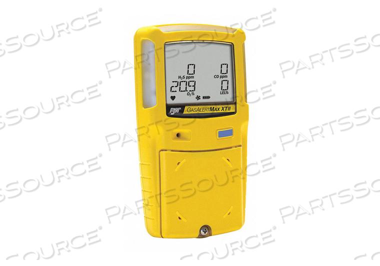 MULTI-GAS DETECTOR O2/H2S NA YELLOW by BW Technologies
