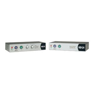 TRIPP LITE KVM CONSOLE EXTENDER VGA OVER CAT5 UTP FOR USB & PS/2 DEVICE by Tripp Lite