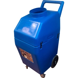 TURBOJET MAX II NEGATIVE AIR DUCT CLEANING MACHINE by Aircare