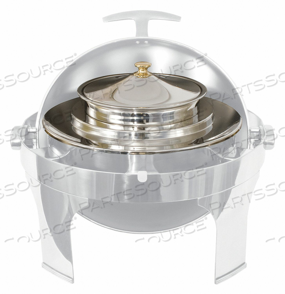 SOUP STATION FOR ROUND ELEGANCE CHAFER by Crestware