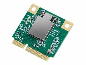 ADVANTECH EWM-W168H - NETWORK ADAPTER - PCIE HALF MINI CARD - 802.11AC, BLUETOOTH 4.2 HS by Advantech USA