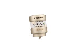 XENON LAMP, 1 IN DIA, 5900 K, 14 A, 175 W, 12.5 V, 1000 HR AVERAGE LIFE, 2200 LUMENS, 1.667 IN by PerkinElmer