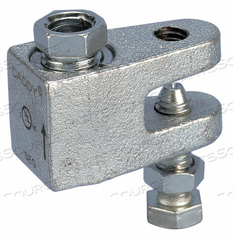 BEAM CLAMP 3/8 IN ELECTROGALVANIZED by Nvent Caddy
