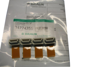P2 CONNECT (4/PACK) by B. Braun Medical Inc (Infusion Systems Division)
