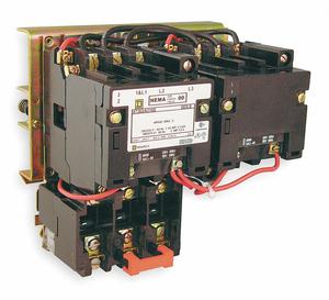 H5163 MAGNETIC MOTOR STARTER NEMA 120V 3P 9A by Square D