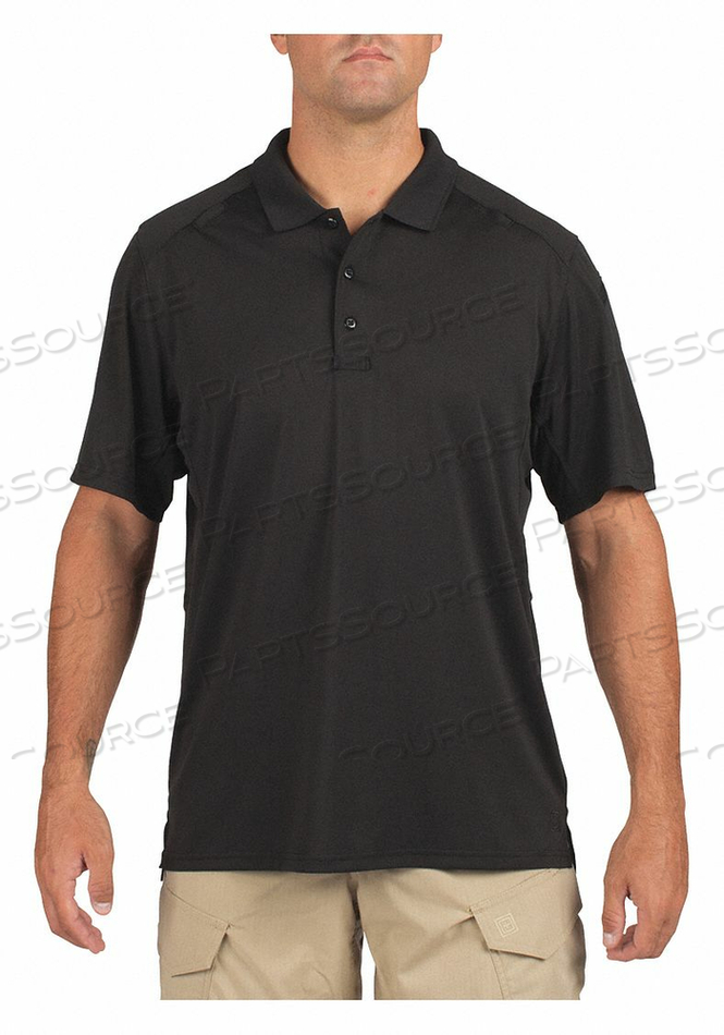 J5699 HELIOS POLO S BLACK by 5.11 Tactical