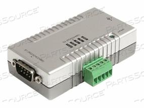 STARTECH.COM 2 PORT USB TO RS232 RS422 RS485 SERIAL ADAPTER WITH COM RETENTION - SERIAL ADAPTER - USB 2.0 - RS-232, RS-422, RS-485 - 2 PORTS - GRAY by StarTech.com Ltd.