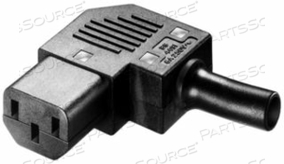 SCHURTER  4785.0100  CONNECTOR, IEC POWER ENTRY, SOCKET, 15A
