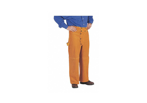 LEATHER PANT-40X30 by Tillman