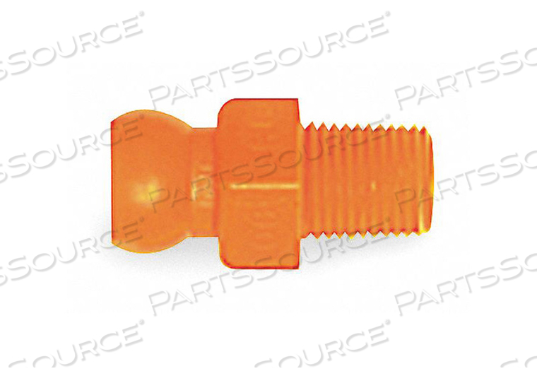 CONNECTOR 1/8 IN PK4 by Loc-Line