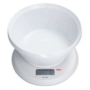 DIGITAL ORGAN AND DIAPER SCALE WITH STAINLESS STEEL COVER, 6.6 IBS/3 KG by Seca Corp.