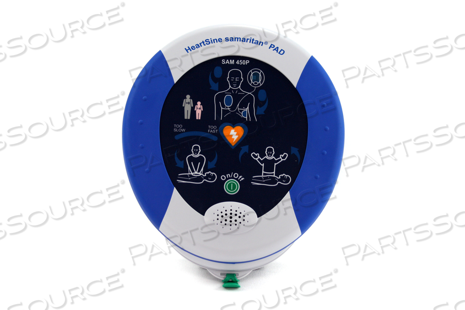 HEARTSINE SAM 450P AED by Physio-Control