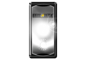 TACTICAL HANDS FREE LIGHT LED SLVR PK100 by Brite-Strike