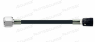 15FT. HOSE ASSEMBLY DF*SF NIT CONDUCTIVE by Amvex (Ohio Medical, LLC)