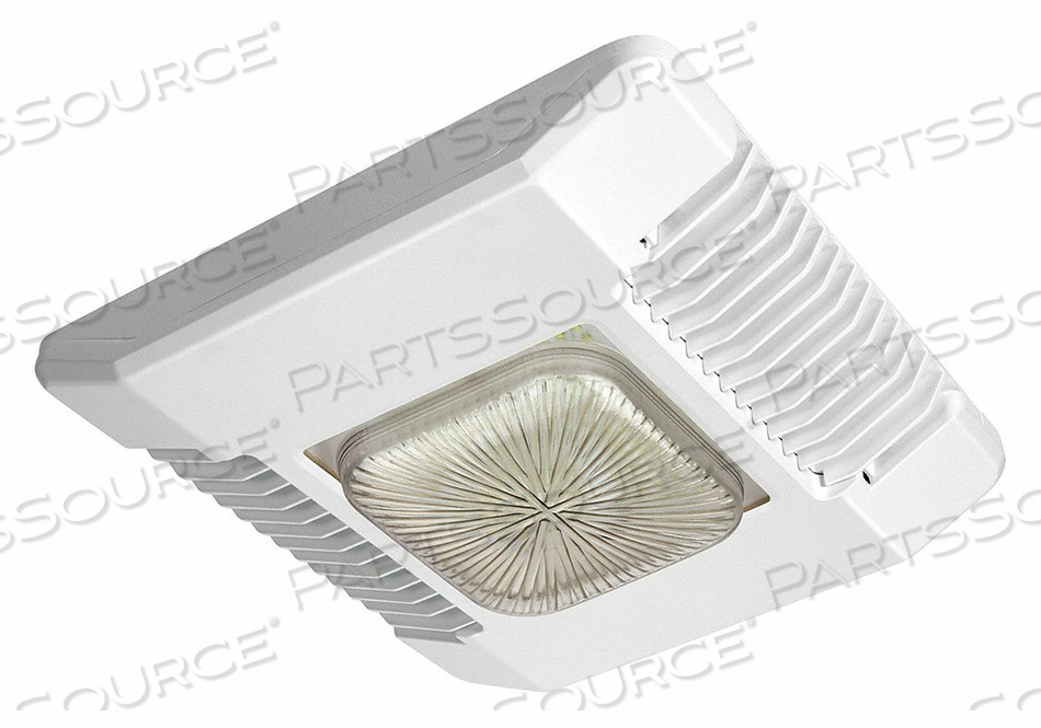CANOPY LIGHT LED SQUARE 4000K 12 380 LM by Cree
