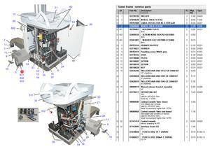 150 X 15 X 60 WHEEL by Siemens Medical Solutions