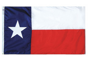 STATE FLAG TEXAS 30FT X 60FT 2-PLY POLY by Annin Flagmakers