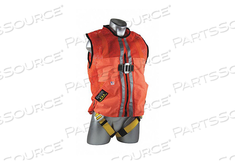 ORANGE CONSTRUCTION TUX XL by Guardian Fall Protection
