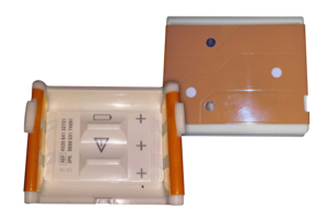 BATTERY ADAPTER, MX40, AA by Philips Healthcare
